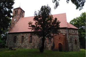 Radtour Ladeburg: Kirche