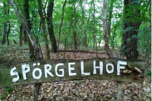 Wanderung Nähe Lager Koralle: Der Spörgelhof (Wandlitz OT Lanke)